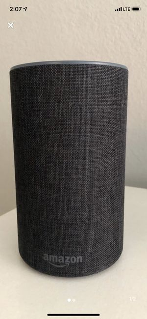 Amazon echo 2nd generation for Sale in Los Angeles, CA