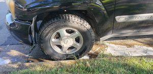Chevy trailblazer tires for Sale in Cedar Hill, TX
