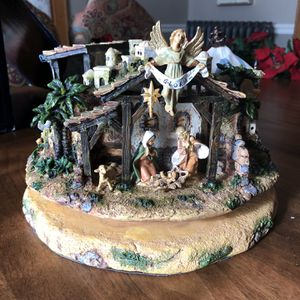 Musical Rotating Nativity for Sale in Stow, OH