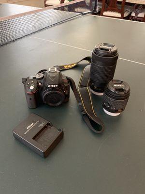 Nikon D5300 Camera for Sale in Fairview, TX