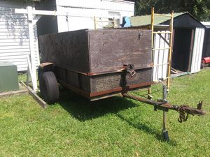 4×8 trailer for Sale in Bartow, FL