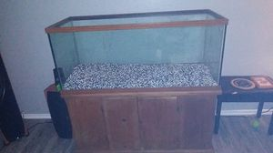 55 Gallon Fish Tank for Sale in Norman, OK