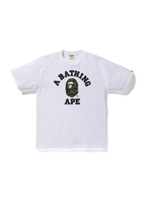 "BAPE T-Shirt ""WHITE CAMO"" for Sale in San Francisco, CA"