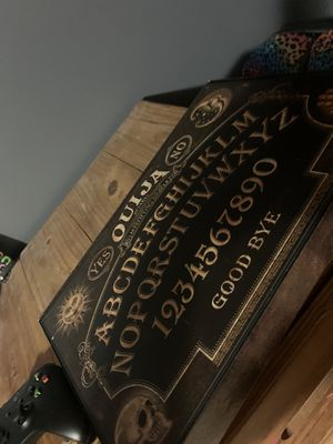 Spencer's limited edition ouija board for Sale in Derry, NH