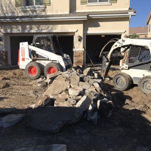 Backhoe/bobcat/super 10/ Gravel, Sand, Base, Fill Dirt for Sale in Moreno Valley, CA