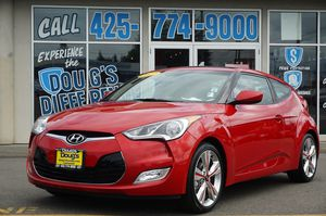 2017 Hyundai Veloster for Sale in Lynnwood, WA