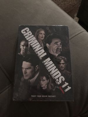 Criminal minds season 11 cd for Sale in Castaic, CA