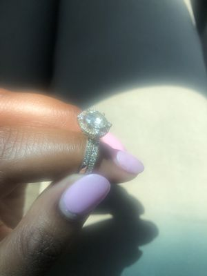 Wedding Band Set/Engagment Ring for Sale in Raleigh, NC
