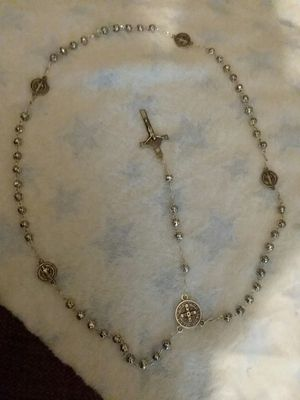 Rosaries with a little plate NEW for 25 for Sale in Columbus, OH