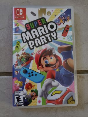 Super Mario Party switch for Sale in Peoria, AZ