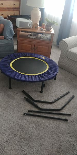 Mini exercise trampoline for Sale in Canoga Park, CA