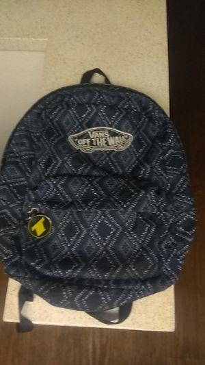 Vans Off The Wall Backpack for Sale in Santa Clarita, CA
