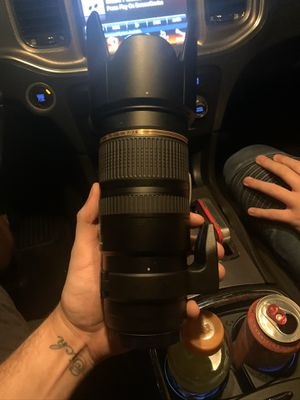 Tamron lens trade or sell for Sale in Montclair, CA