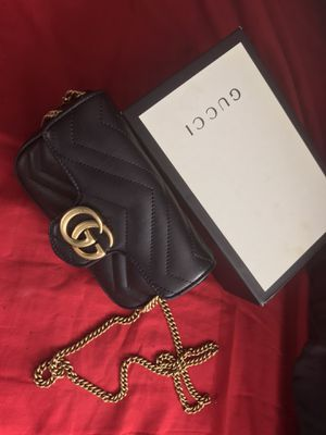 Gucci super mini marmont bag for Sale in Torrance, CA
