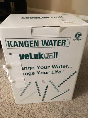 Kangen Water Machine, Enagic, Leveluk JRII for Sale in San Diego, CA