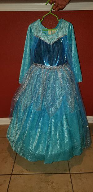 Elsa frozen dress for Sale in Leander, TX