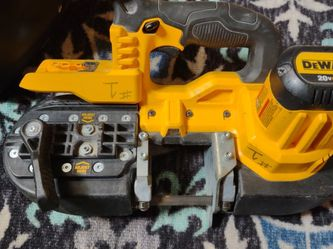 Dewalt Portable Band Saw for Sale in Tomball,  TX