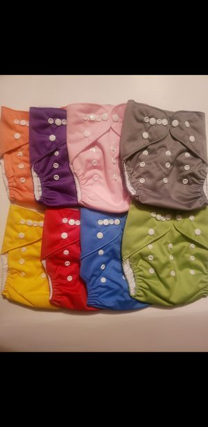 Cloth diapers for Sale in West Columbia, SC
