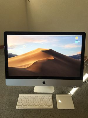 Apple iMac, 27 inch, Late 2013 for Sale in Tempe, AZ