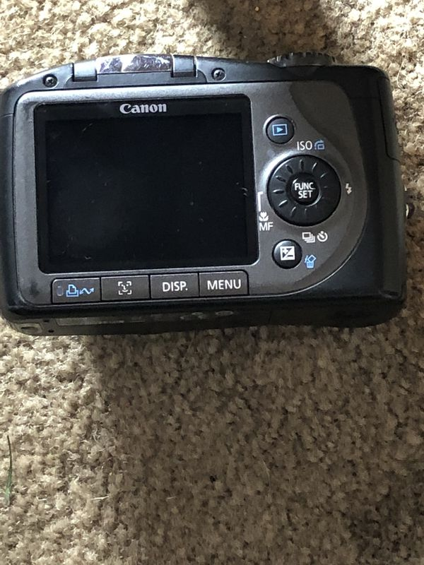 Canon PC1256 PowerShot SX100 IS 8MP 10x Optical Zoom Digital Camera