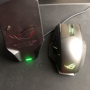 ROG Spatha wireless mouse for Sale in Jacksonville, FL