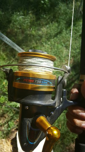 Penn Rod and Reel gold series for Sale in Wellington, KS