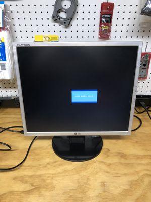 """LG Flatron 19"""" Computer Monitor Screen for Sale in La Habra, CA"""