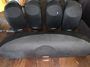 Polk audio speakers for Sale in Irwindale, CA