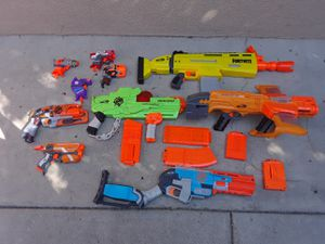 Nerf guns for Sale in San Clemente, CA