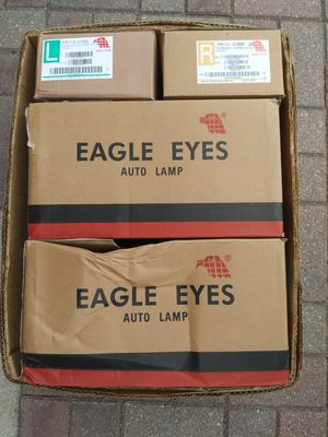 Ford Van Headlight & Tail light set ( 4 lights) for Sale in Traverse City, MI
