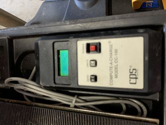 CPS CC100 Freon Scale for refrigerant for Sale in Plano,  TX