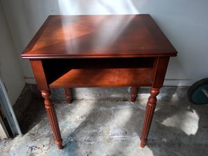 Bombay Company Wooden End Table for Sale in Portland, OR