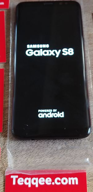 Att sim unlocked samsung galaxy s8 64g for Sale in San Jose, CA
