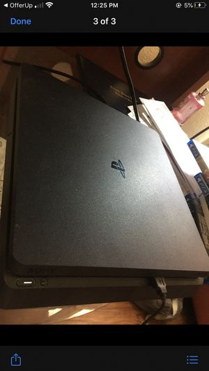 Ps4 slim for Sale in Salt Lake City, UT