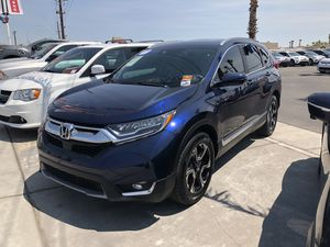 2017 Honda CrV Touring sedan for Sale in Las Vegas, NV