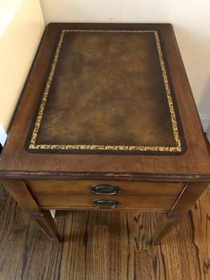 2 Antique Side Tables for Sale in New York, NY