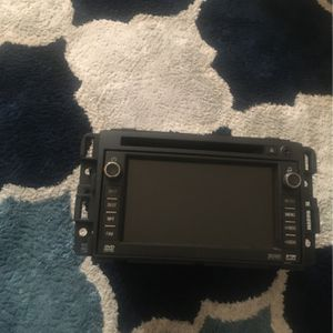 Gmc Nav Radio 2008 W/ Map Disk for Sale in Baltimore, MD