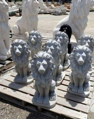 Concrete Lion Statue for Sale in Coconut Creek, FL