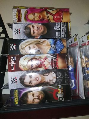 Brand new wwe elits figures for Sale in Winter Haven, FL