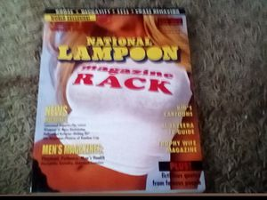 National lampoons magazine rack for Sale in West Union, WV