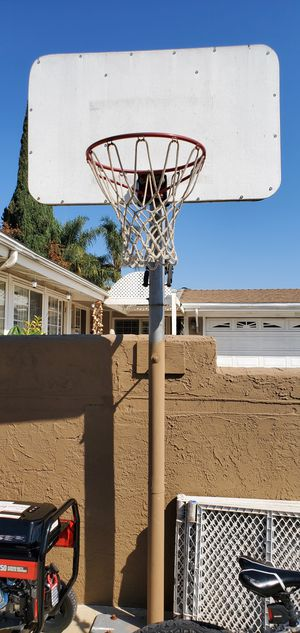 Adj. Basketball Hoop for Sale in La Mirada, CA