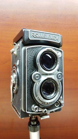Rolleiflex Carl Zeiss Tessar 3.5 tlr medium format film camera for Sale in Miami, FL