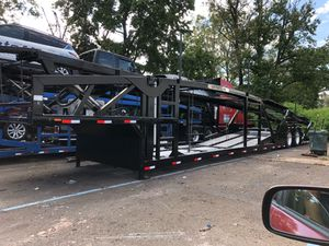 Selling 2015 Cortrell 7 car hauler for Sale in Brooklyn, NY