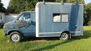 1991 diesel boxtruck for Sale in Milton, NC