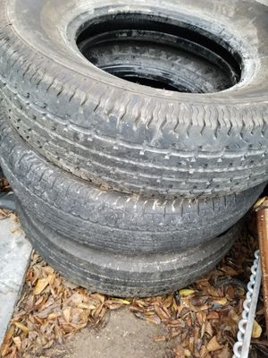 215/85R16 or 235/80R16 for Sale in Austin, TX