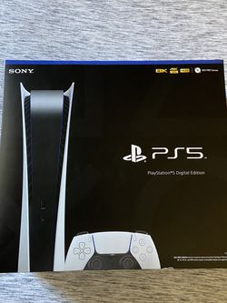 PS5 DIGITAL EDITION for Sale in Denver,  CO