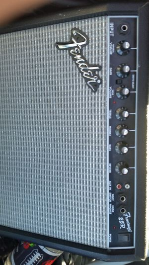 Fender frontman 25r for Sale in Aurora, CO