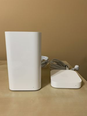 Airport Extreme & Airport Expess - Apple Routers for Sale in Seymour, CT