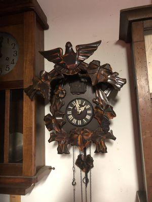 Cuckoo Clocks Antique for Sale in Vista, CA