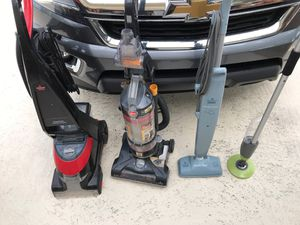 Vacuum and carpet cleaners for Sale in Loxahatchee, FL